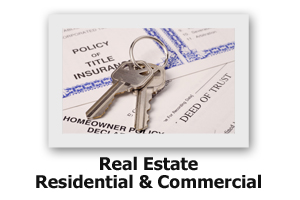 Real Estate Residential Commercial